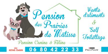 Pension des prairies de Matisse